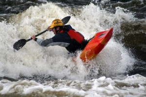 Whitewater Skill Development