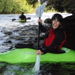 Introduction to whitewater kayaking