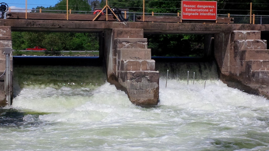 DAM EMERGENCY - Gull River