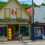 Haliburton Algonquin Outfitters Boatwerks
