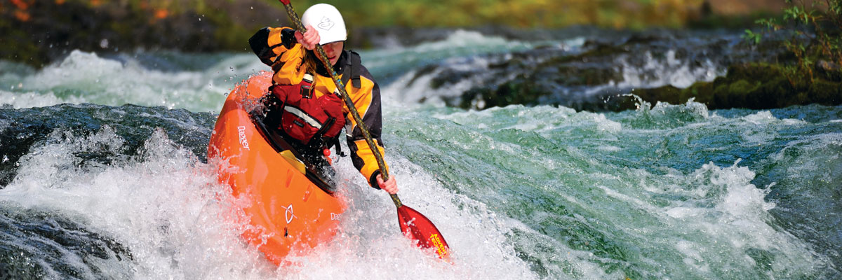 Whitewater Instructor